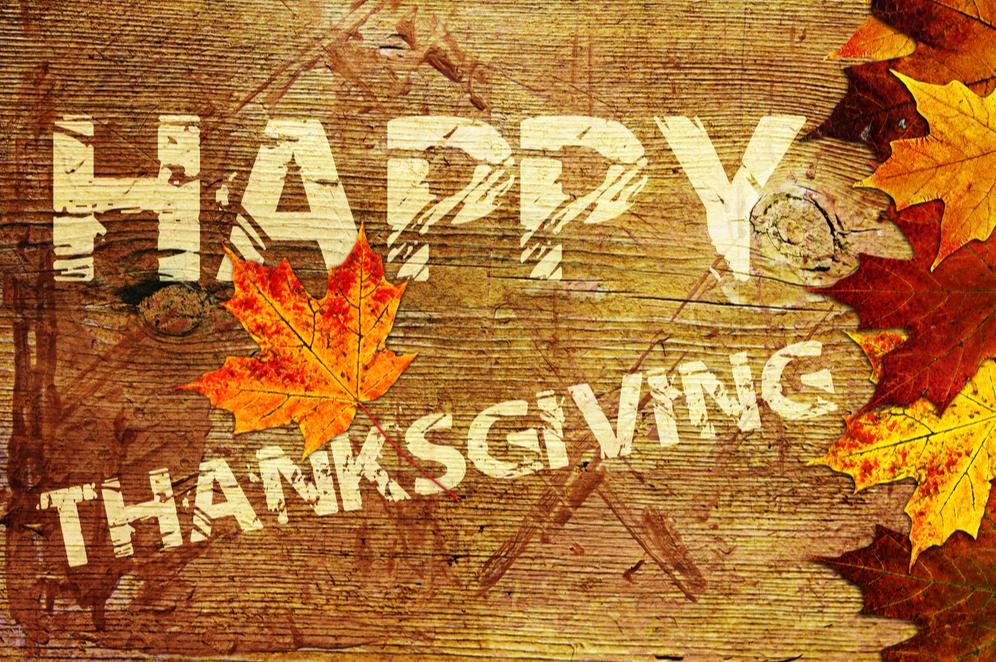 Happy Thanksgiving | The Power of Gratitude